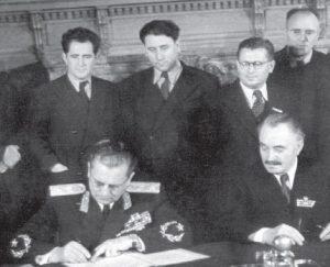 Г. Димитров, Тито и Трайчо Костов
