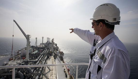 Mediterranean gas