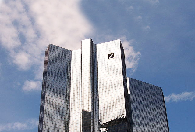 Will Deutsche Bank Sink the Global Derivatives Market?