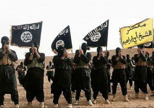 Войниците на Ислямска държава. Снимка: Wikipedia commons