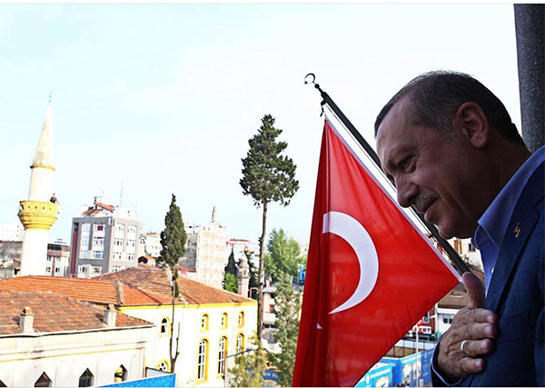 Photo: instagram.com/rterdogan/