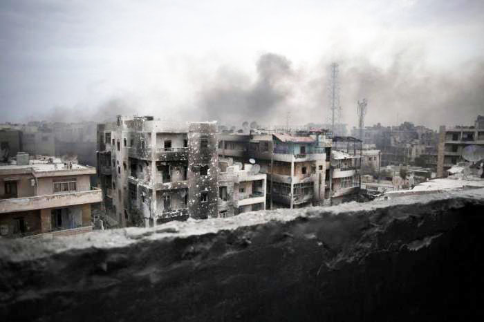 What is Putin's goal in the Syrian war? Will Aleppo become a second Grozny?