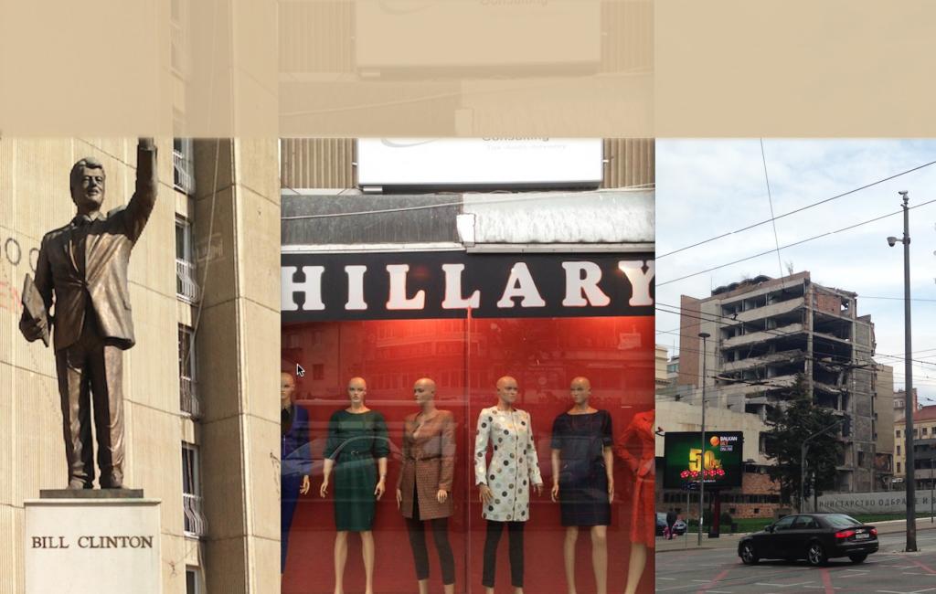 The Clintons' Balkans