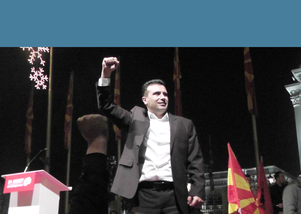 Did Macedonia vote its way out of political crisis?