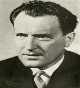 Васил Биляк (11-ти август 1917 – 6-ти февруари 2014 г.)