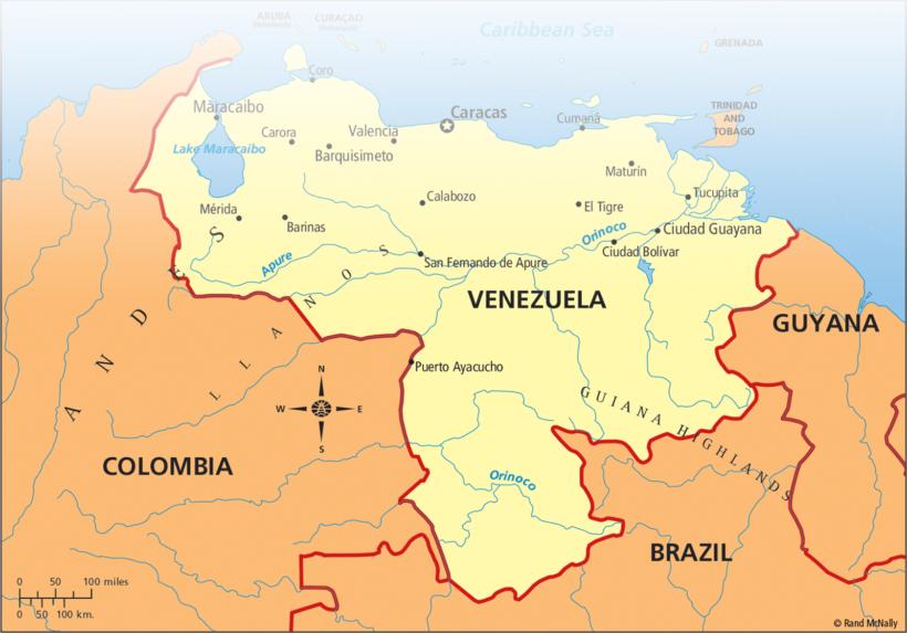 САЩ предложиха план за политически преход във Венецуела