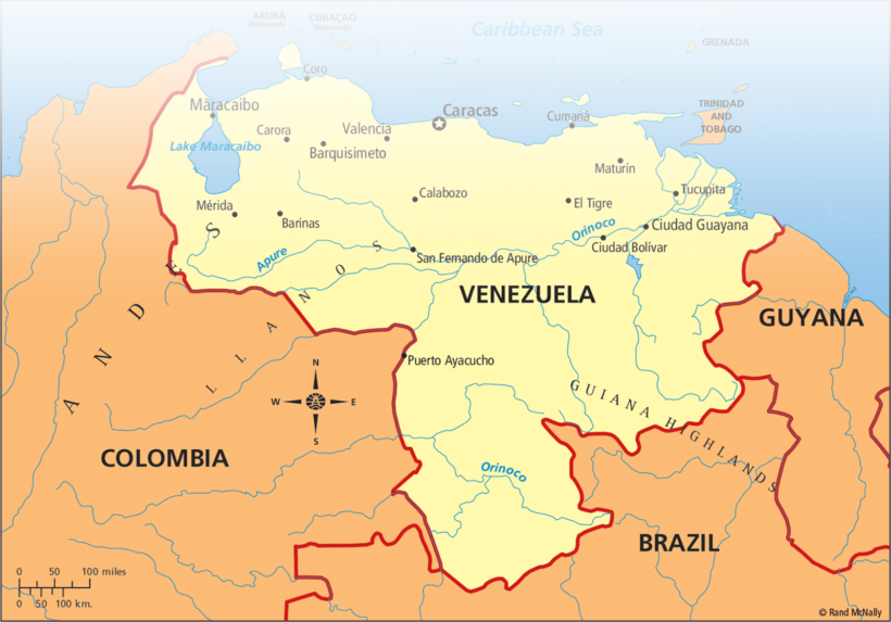 Venezuela's Agony