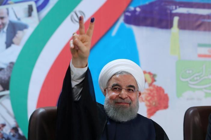 ПРЕДРЕШЕНИ ЛИ СА ИЗБОРИТЕ В ИРАН? РОХАНИ СРЕЩУ РАИЗИ?