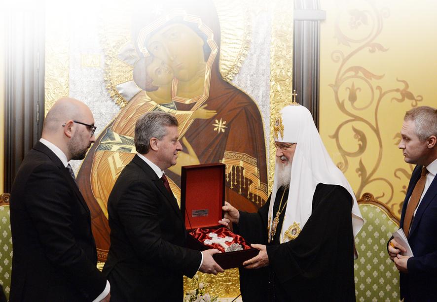 """Фонд """"Единство на православните народи"""" – официална руска агентура за влияние в България"""