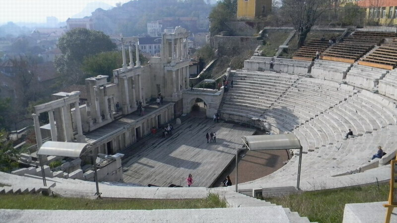 The Roman theater in Philippopolis dated to the 2nd – early 3rd centuries AD
