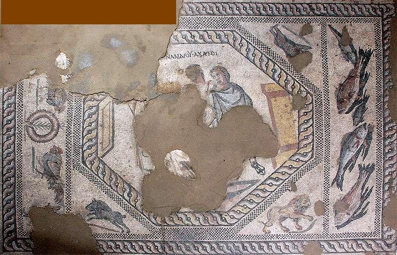 The Roman mosaics in Ulpia Oescus dated to the 3rd century AD