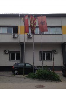 Tetovo municipality building