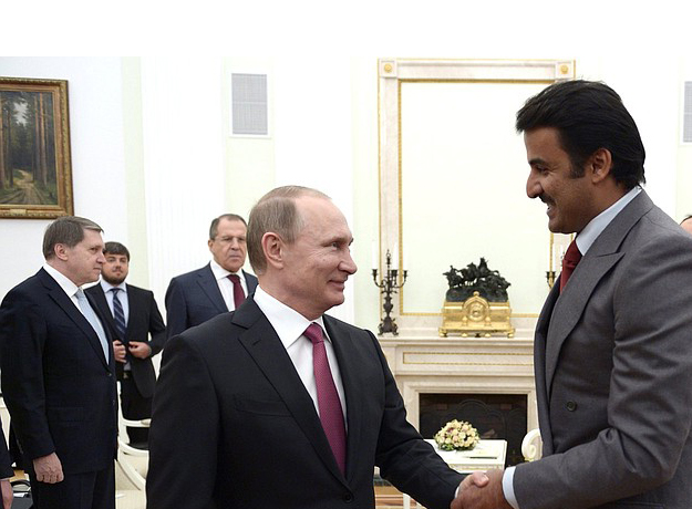 Russia and Qatar: Official and Unofficial Relations