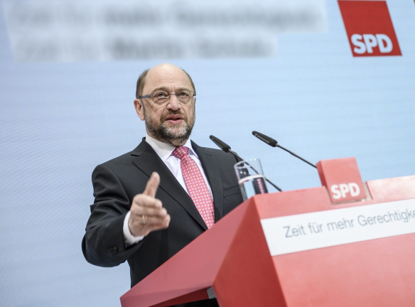 Socialist Contradictions in Germany