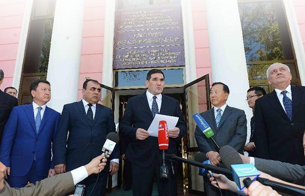 """Shukhrat Gulyamov: A Fall of """"Uzbekistan's Beria""""?"""