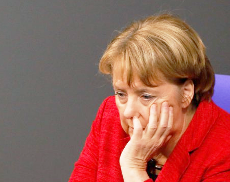 Angela Merkel's Coming Demise