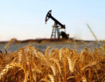 oil-rig-wheat-field