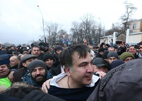 Ukraine at crossroads – Poroshenko's vs Saakashvili