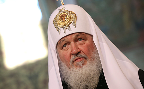 Патриарх Кирил одобри специални молитви срещу коронавируса