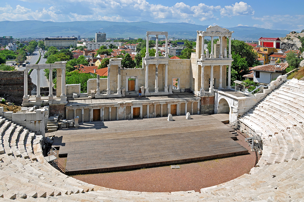 ARCHAEOLOGY IN BULGARIA: PHILIPPOPOLIS (PLOVDIV)