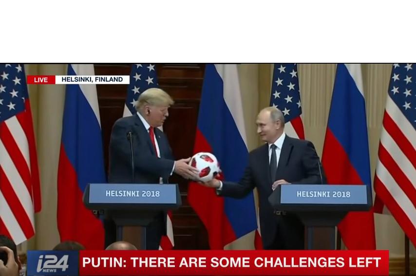 Срещата Тръмп – Путин: Успокойте топката