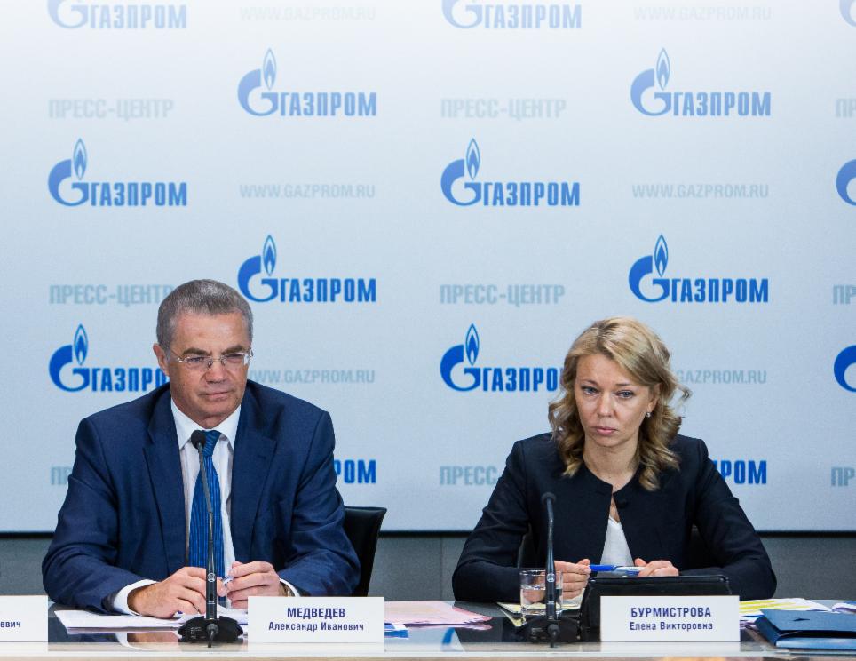 Бурмистрова и Медведев