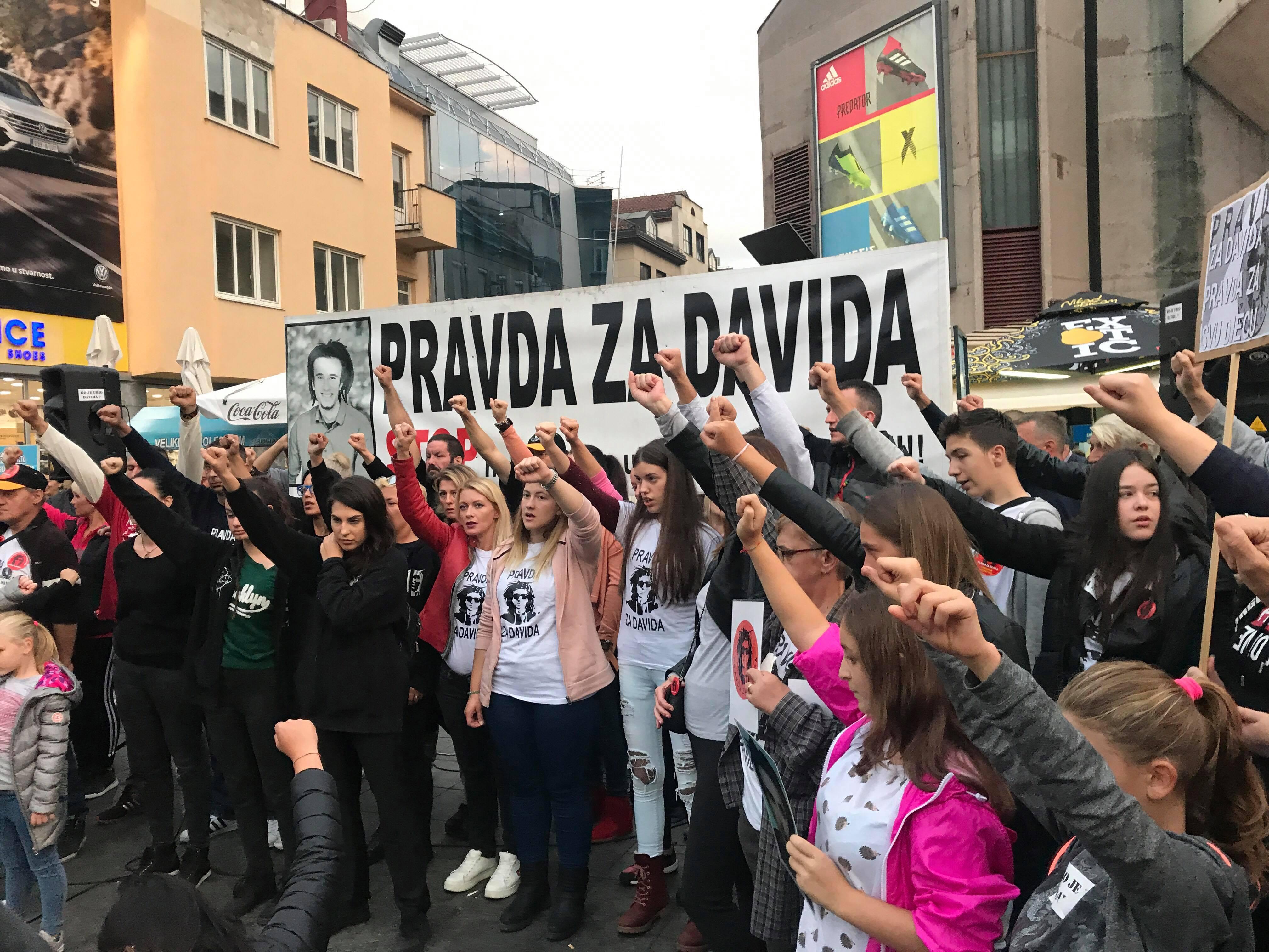 Protest in Banja Luka 2