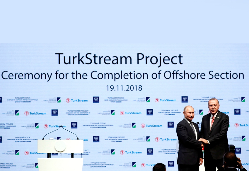 Risks and stakes in the Turk Stream for Bulgaria