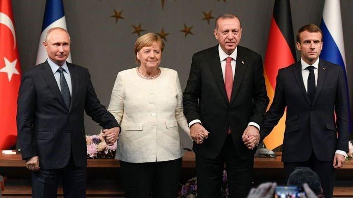 putin-merkel-erdogan-makron