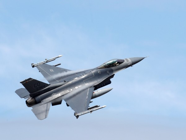 The choice of the F-16 is neither foregone, nor irreversible