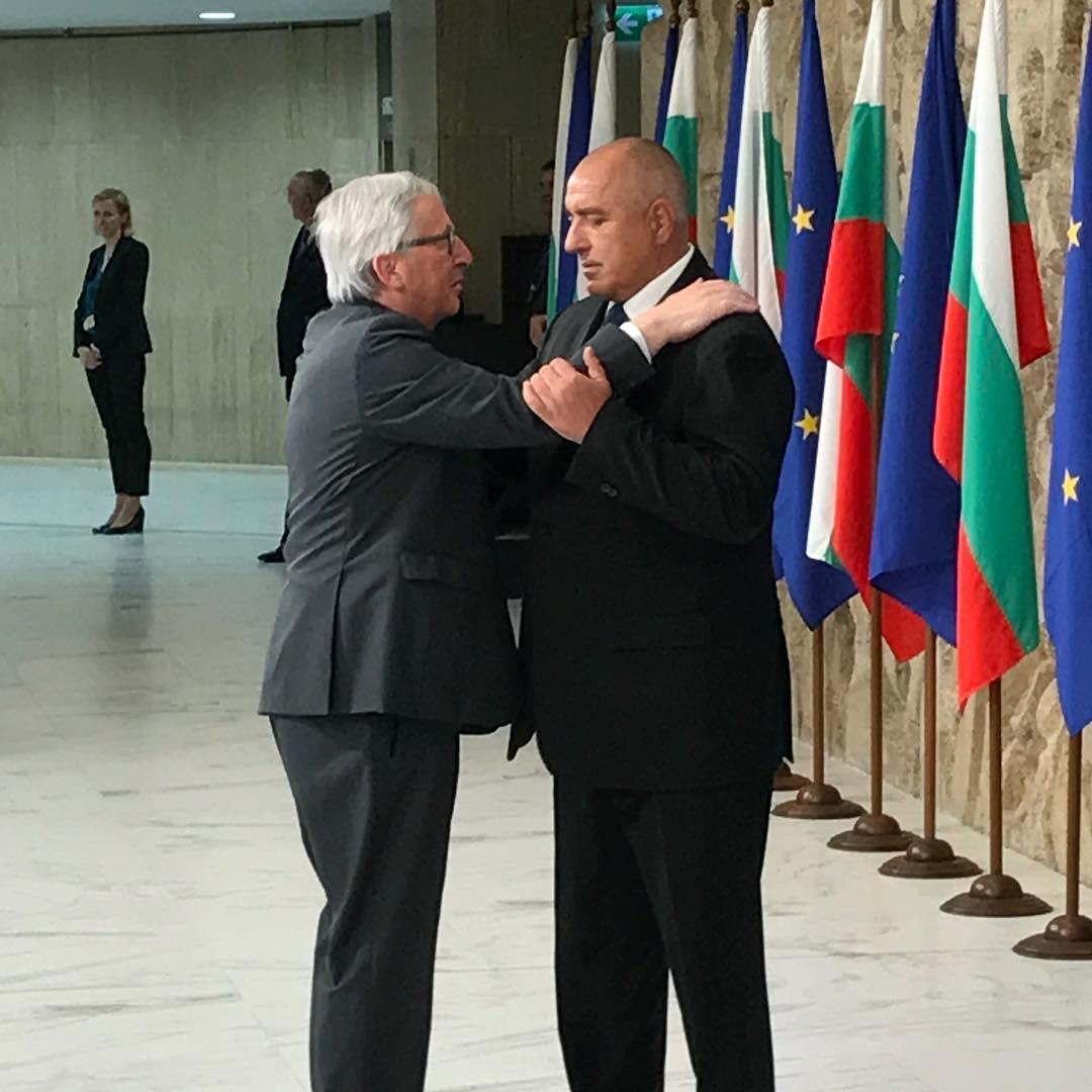 Juncker Boyko