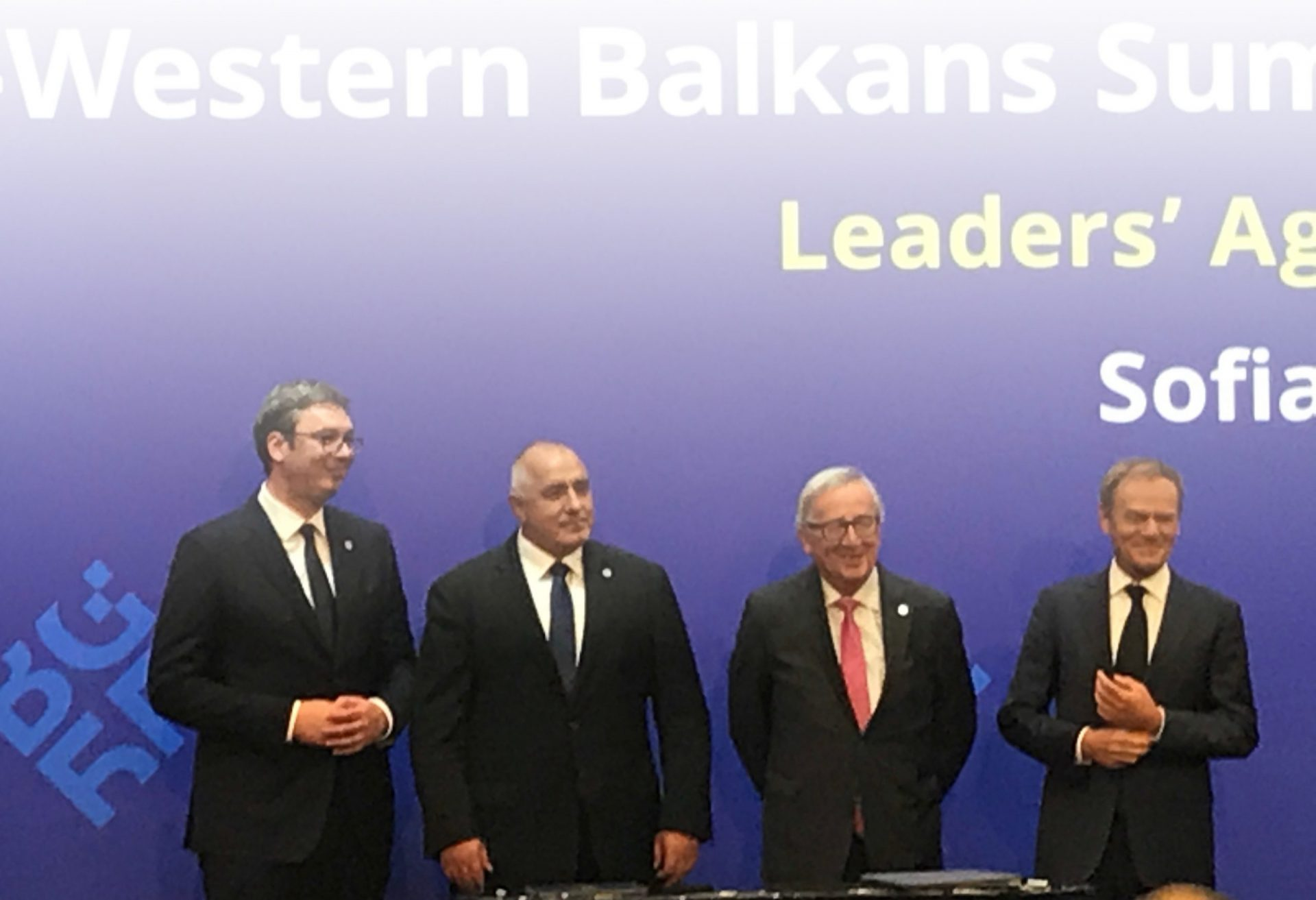 A look back at the EU-Western Balkans summit in Sofia – a show of western integration and division