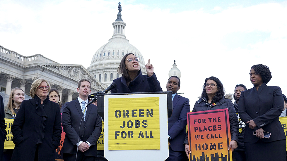 Green New Deal and the 'World's Dumbest Energy Policy'