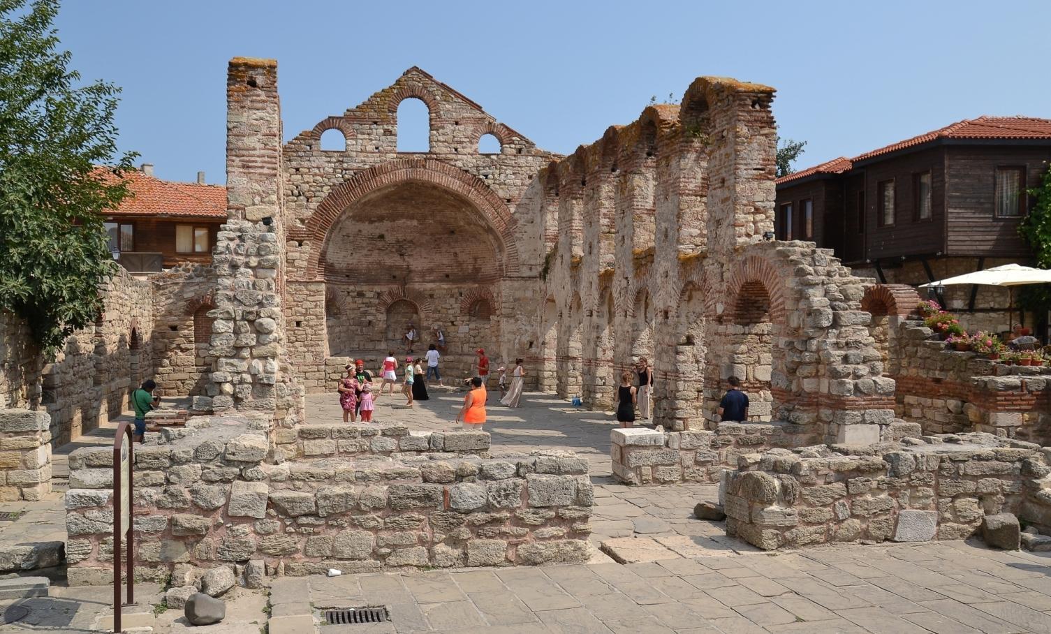 St. Sophia Basilica