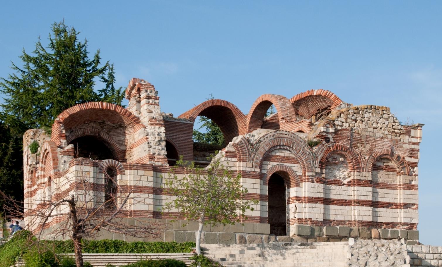 The Church of St. John Aliturgetos