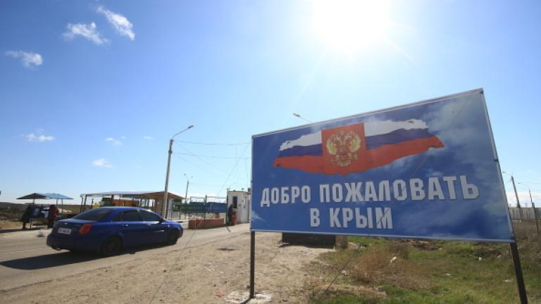 Freedom House: През годините на окупацията Русия напълно е унищожила политическите права в Крим