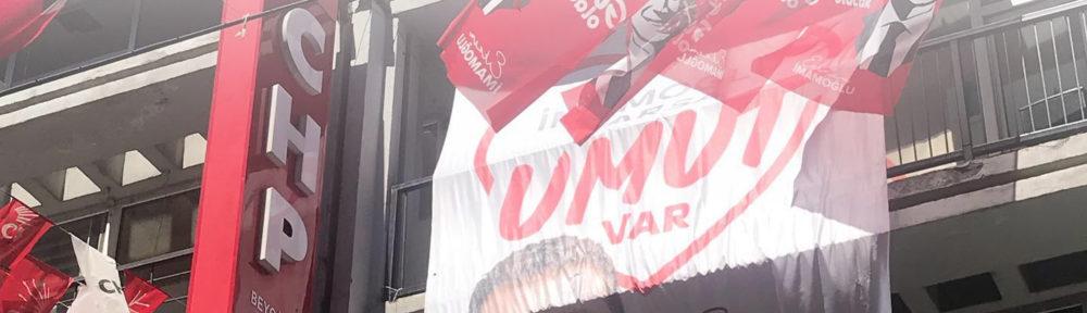 Ekrem Imamoglu campaign signs in Istanbul_1