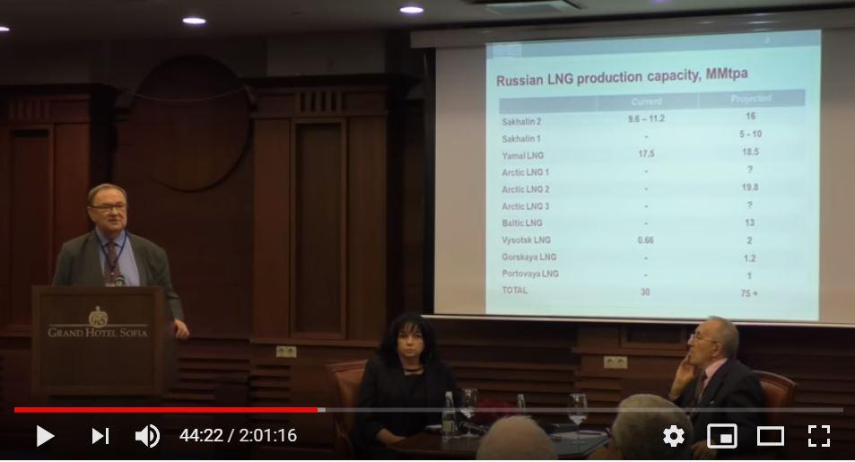 Михаил Крутихин: Прогноза за бъдещето на Газпром