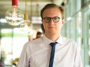 Andrew Henderson, founder of tax and immigration consultancy Nomad Capitalist