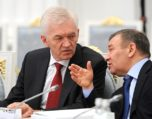 Gennady Timchenko and Arkady Rotenberg