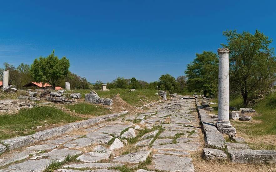 ARCHAEOLOGY IN BULGARIA: NICOPOLIS AD ISTRUM (NIKYUP)