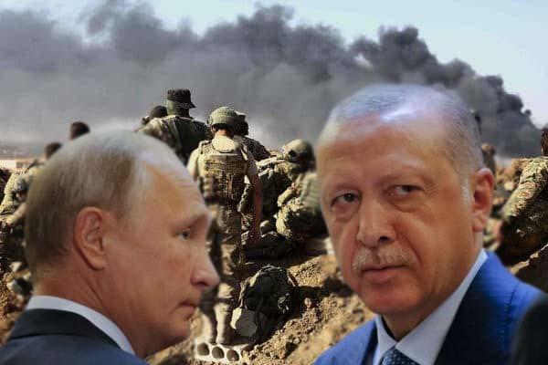 Неизбежно – Путин и Ердоган пред кървав сблъсък в Либия