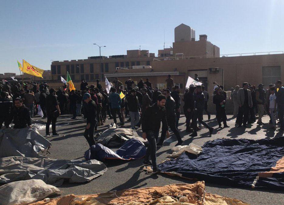 Иран иска да въвлече Тръмп във война в Ирак за да подкопае втория му мандат