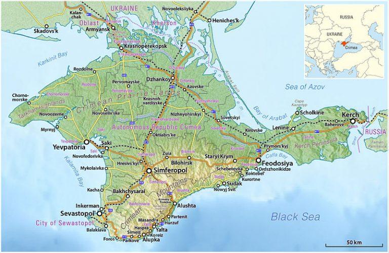 US urges Kremlin: Crimea is Ukrainian, end occupation | BA Comment