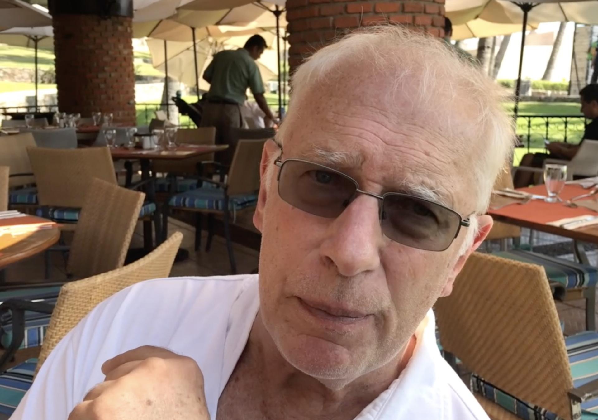 Doug Casey in Acapulco, Mexico