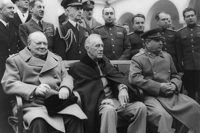 Ялтенската конференция 1945 г.