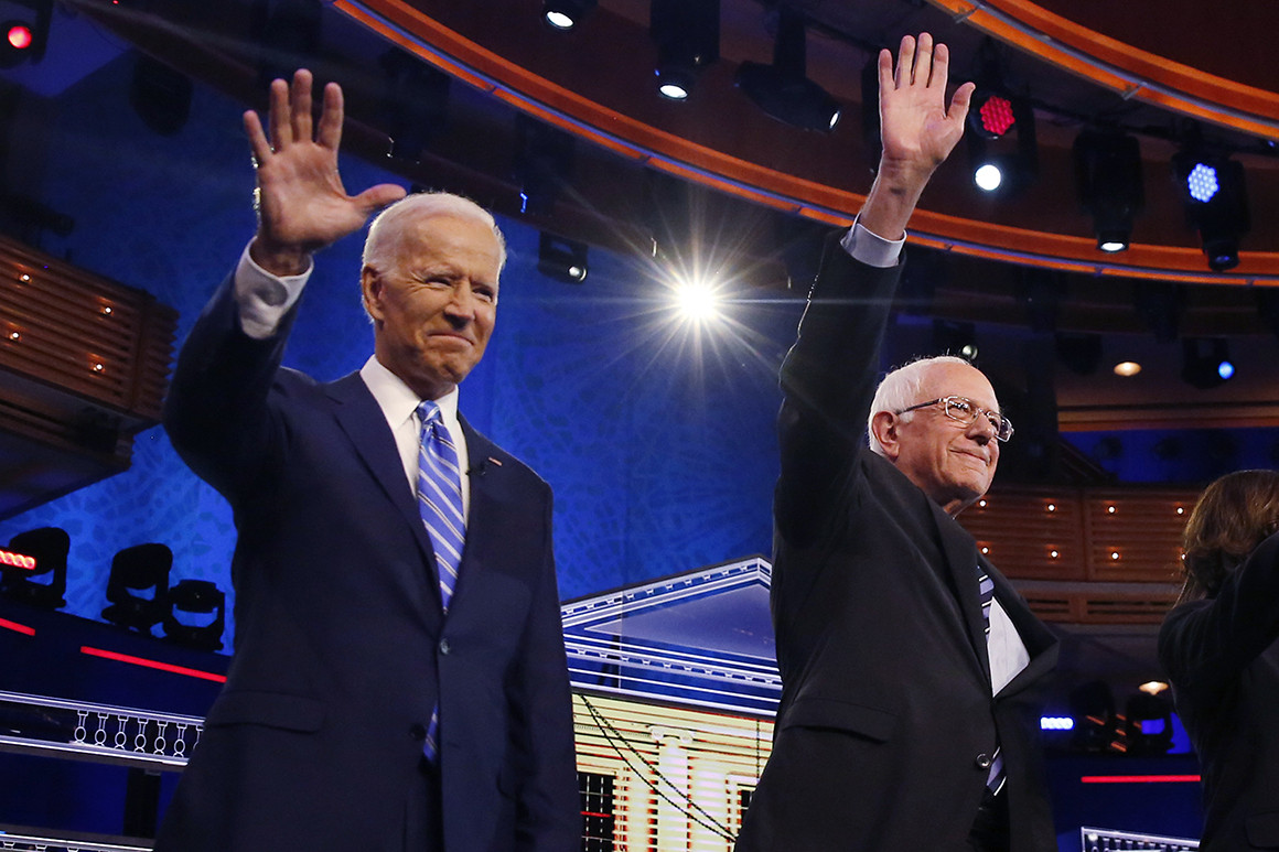 Bernie, Biden or Brokered Convention?