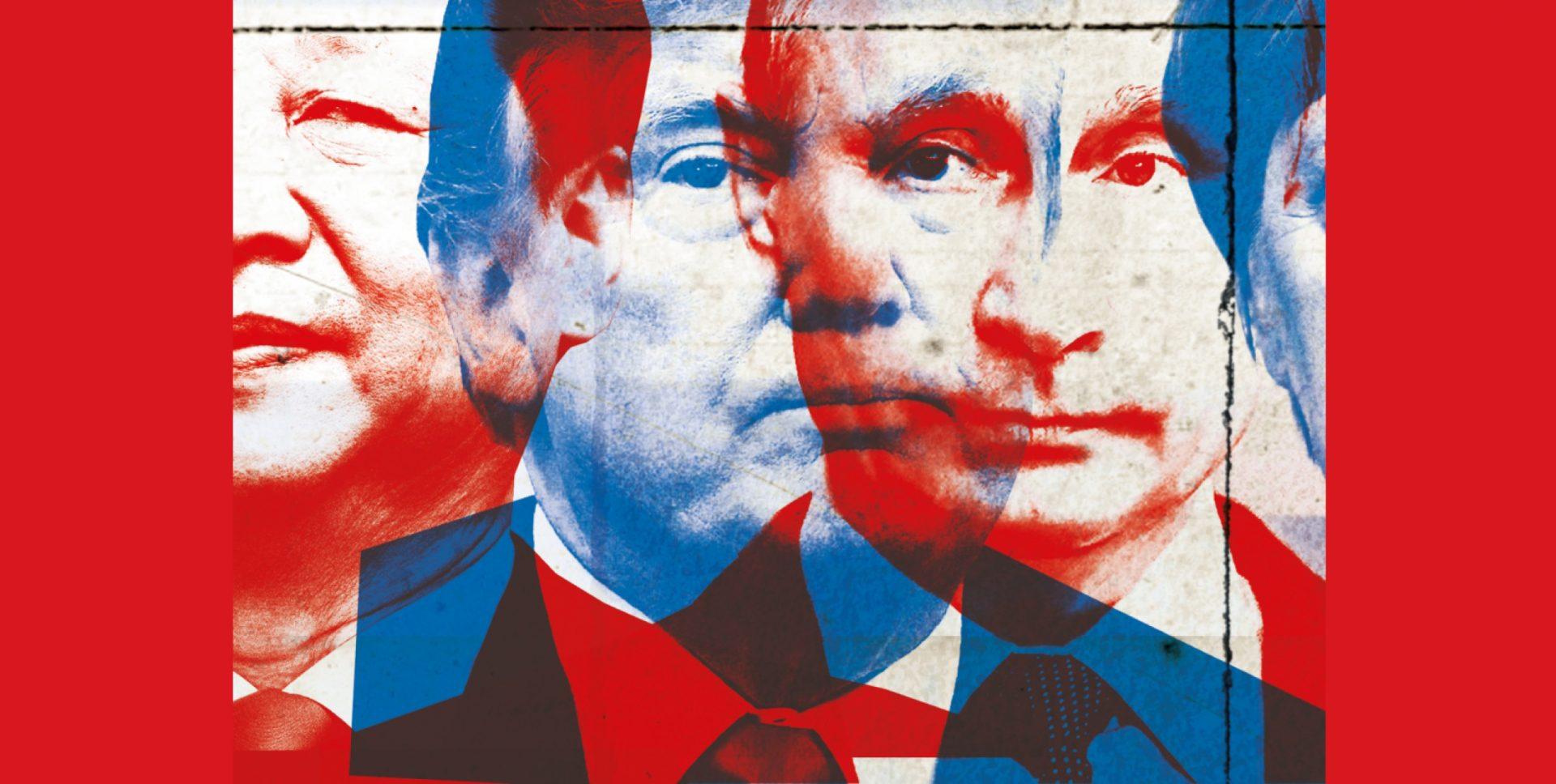 Русия и Китай ще атакуват САЩ едновременно с най-малко три дезинформационни бомби
