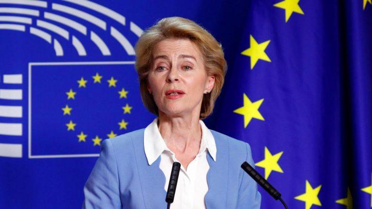 Урсула Фон дер Лайен: Ако изпълним Парижкото споразумение, ще създаде работни места и ще намали наполовина замърсяването на въздуха