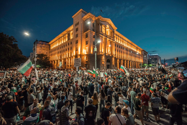 The clash between collectivist sentiment & Bulgarian civil liberty